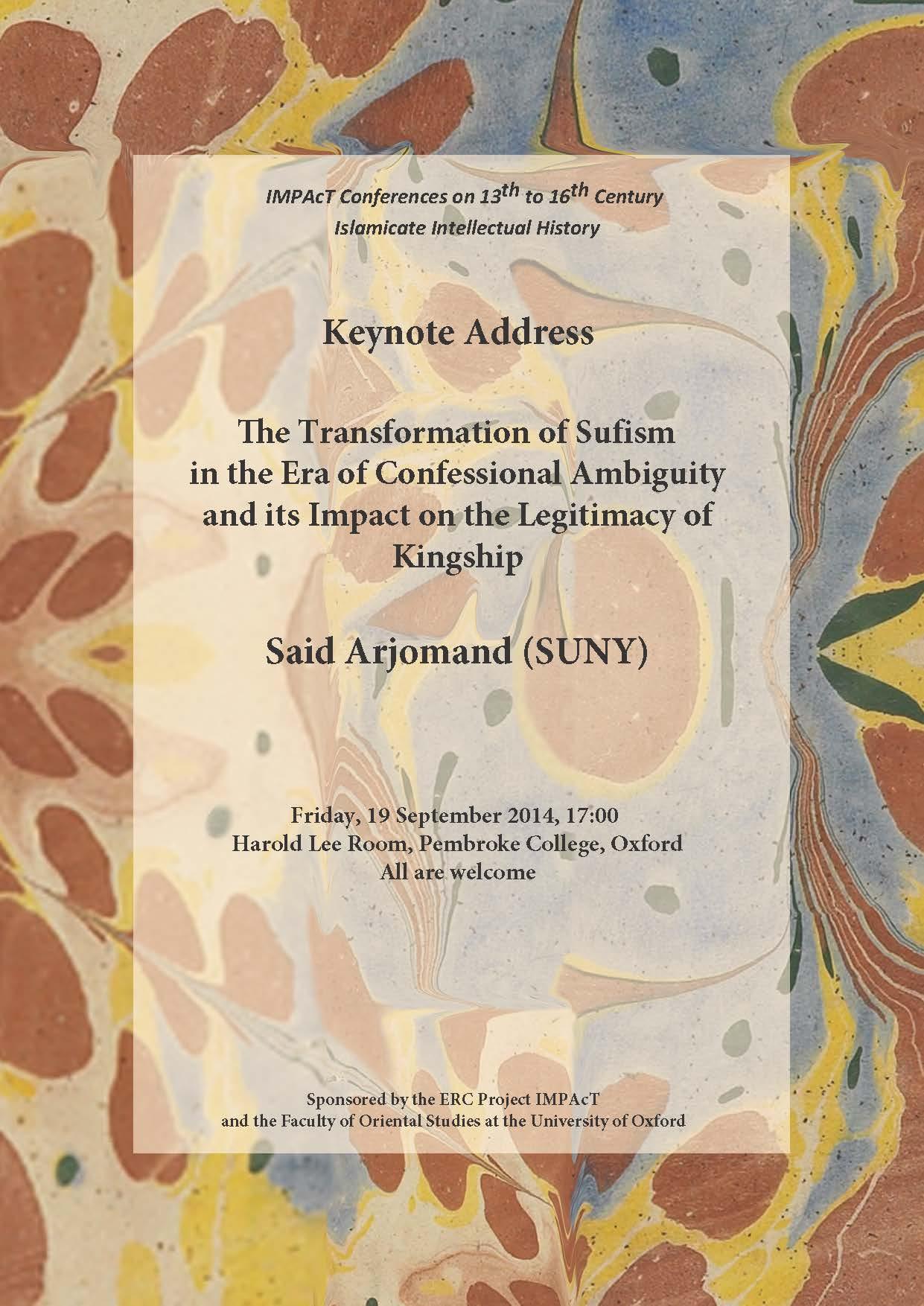 Keynote Address Small